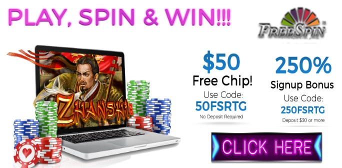 online no deposit casino usa