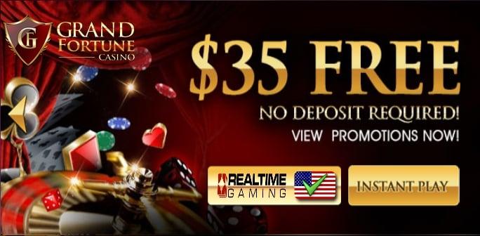 online casino no deposit bonus codes fortune online