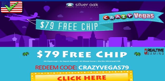 Free no deposit casino bonus codes usa