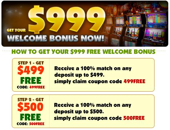 casino with free bonus