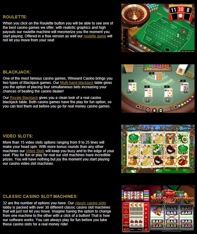 casino slots payout ratios